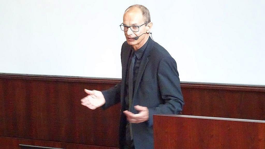 Prof. Dr. Jochen Marly, TU Darmstadt